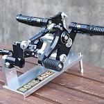 バックステップ タイプ10(オールブラック) FI用 BBS-10BFI
