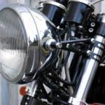 ライトステーR35-5(フォーク中心から130mm)