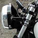 ライトステー R35-7(フォーク中心から100mm)