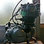 美しいエンジン