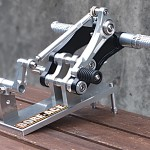 タイプ16(メインプレートブラック仕様) ドラム用 BBS-16