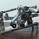 バックステップ タイプ18 ドラム用 BBS-18  レーシング