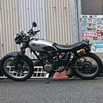BORE-ACE 車高アップキット