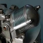 タペットカバー用放熱フィン TC33