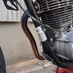 オイルタンクダウンチューブ用放熱フィン DT3055