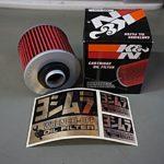 YOSHIMURA オイルフィルター SR400/500